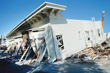 地震写真2